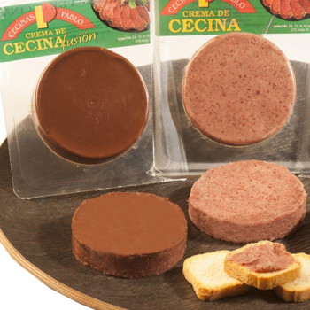 Crema de Cecina Fusión Chocolate