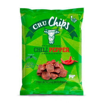 Cruchips chili pepper - Dried Beef