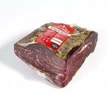 """Cured beef """"Cecina"""" (Portions)"""