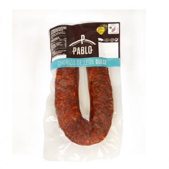 Chorizo de León Vacío Indiv. Dulce 470 grs aprox