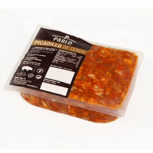Picadillo - Minced pork-