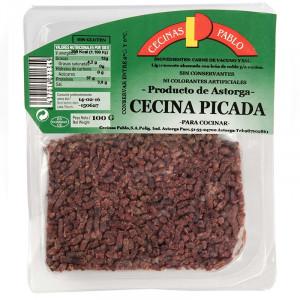 Cecina -Minced-