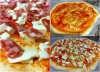 Receta italiana con sabor de León: Pizza de salchichón