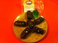 Delicias de Cazurros envueltos en chocolate