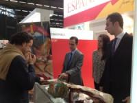 Éxito de público y crítica de nuestros productos en el SIAL de Paris 2012
