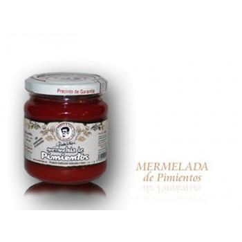 Mermelada de Pimiento (200 gr) - Prada a Tope