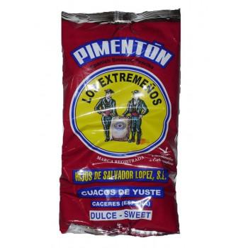 Pimentón Dulce (250 gr) - Los Extremeños