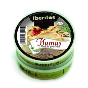 Hummus (Crema de Garbanzos) - Iberitos