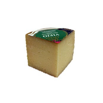 Campo Oro cheese sheep