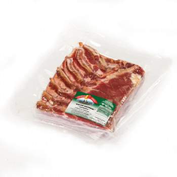 Bacon oreado - ahumado- media 2 kg aprox.