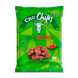 Cruchips chili pepper - Vacuno deshidratado