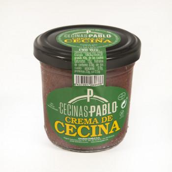 "Cured beef ""Cecina"" Cream JAR-130 GRS- UT"