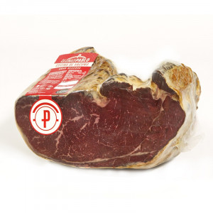 "Cured beef ""Cecina"" (1/2 center leg)"
