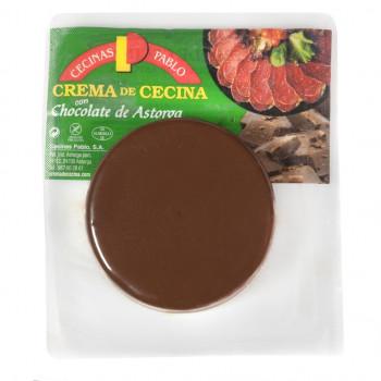 Crema de Cecina de Vacuno con Chocolate 80gr.