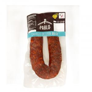 Chorizo de León Vacío Indiv. Dulce 400 grs aprox