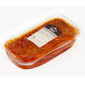Traditional marinated pork loin