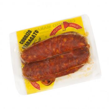 Chorizo maragato maragato dulce para cocinar al vacío