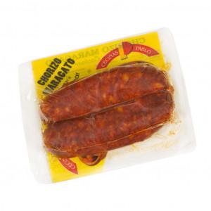 Chorizo maragato dulce - 2 Uds. 200 grs aprox