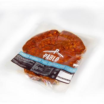 Chorizo maragato dulce para cocinar al vacío