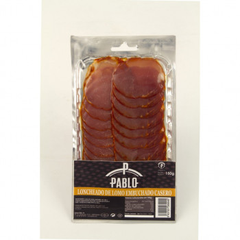 Maragato pork loin Sliced -150 GRS.- UT