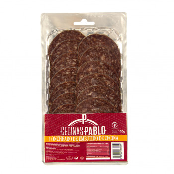 Cecina Sausage Sliced-150 GRS.- Unit