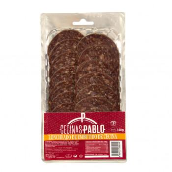 Loncheado de Embutido de Cecina (150 gr)