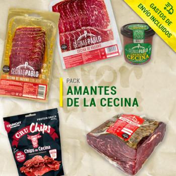 AMANTES DE LA CECINA