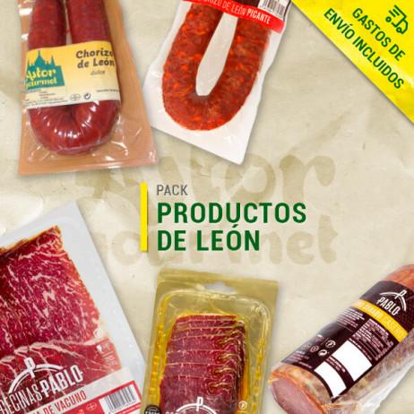 Productos típicos de León