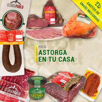 Pack Astorga en tu casa