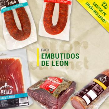 Pack Embutidos de León