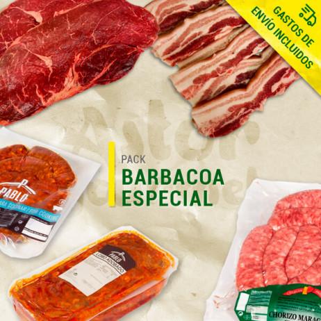 Pack Especial Barbacoa
