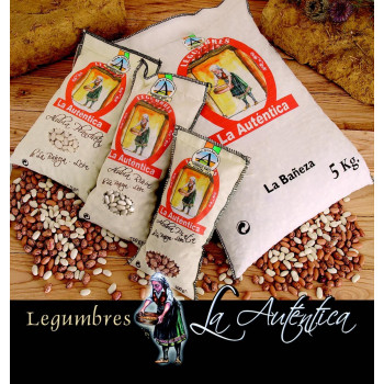 "Sack of large bean ""Judión"" Leon Autentica"